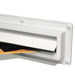 draught tproof letterbox